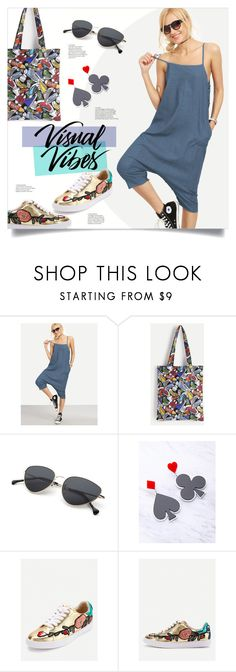 """""""Cool Vibes"""" by mahafromkailash ❤ liked on Polyvore"""