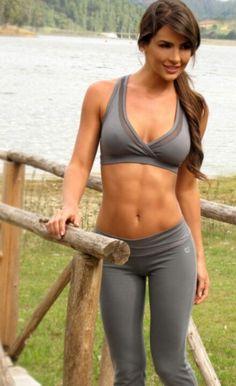 Fitness body inspiration #fitfashion