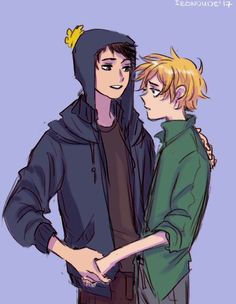 Creek ▪ Craig x Tweek ▪ South park's photos