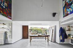 Felip Camps . artist studio . Girona (9)