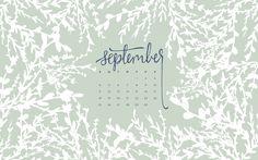 Desktop Wallpaper: September 2016 Calendar   Sea of Atlas