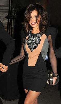 Cheryl Cole in Julien Macdonald   Grazia Fashion
