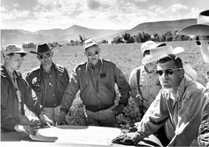 Astronauts to Philmont - In this picture is James Lovell (Apollo 8 Neil Armstrong (Apollo Alan Bean (Apollo and Roger Chaffee (Apollo at Philmont. Nasa Clothes, Norman Mailer, Apollo Program, Moon Missions, Planetary Science, Buzz Aldrin, Nasa History, Thing 1, Nasa Astronauts