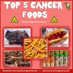 ☛ Cancer foods: TAKE CONTROL OF YOUR HEALTH: FOR THE TOP 10 CANCER FIGHTING FOODS: http://www.stepintomygreenworld.com/greenliving/greenfoods/top-10-cancer-fighting-foods/ ✒ Share | Like | Re-pin | Comment