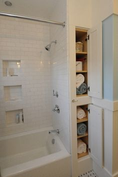 Berkeley Brown Shingle Guest Bath