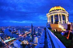 Top 20 Rooftop Bars in Bangkok 2015 - Bangkok Nightlife