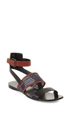 Rift Low-Heel Day Sandal