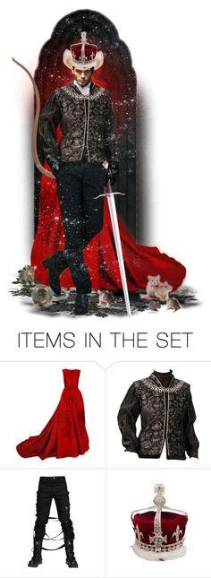 "mouse king polyvore | The Mouse King"" by asktheravens liked on Polyvore featuring art"