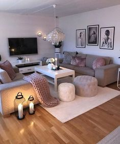 Affirmations Home Living Room Designs Cozy Living Rooms Living Room Ideas 2019, Living Room Goals, Cozy Living Rooms, Home And Living, Small Living Room Ideas On A Budget, Living Room Ideas Pink And Grey, Living Toom Ideas, Living Room Ideas Small Apartment, Rustic Apartment