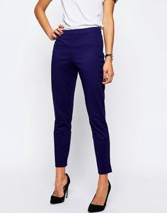 Image 4 of ASOS Skinny Casual Cigarette Trousers