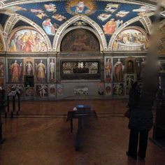 Le storie dipinte di San Maurizio. La nostra visita guidata vi aspetta: http://ift.tt/2h4OFiq #milanodavedere Milano da Vedere