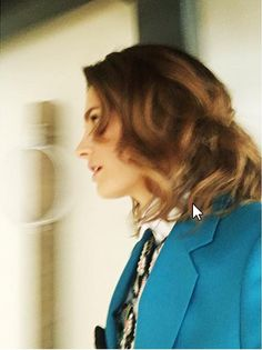 From Stana Katic @drstanakatic on Instagram. Stana getting ready for Absentia panels at Sony Pictures.