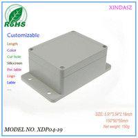 Plastic waterproof Enclosure Case DIY Junction Box 150*90*55mm wall mounting enclosure box
