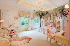 Τα παιδικά δωμάτια της ανείπωτης χλιδής: Ετσι μεγαλώνουν οι γόνοι των πολυεκατομμυριούχων [εικόνες]   iefimerida.gr