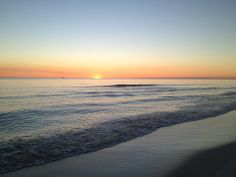 This part of the Florida gulf coast is famous for its fine, sugar-white, sand.
