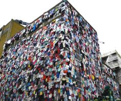 Economical Factor-The UK made a campaing called  Shwopping-10,000 used garments to call attention to clothing waste.