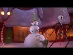 The Nightmare Before Christmas - What's This (Lyrics) - YouTube