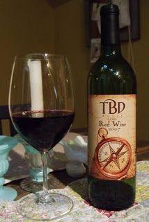 Trader Joe's Wine Compendium: 2007 TBD Rouge - $5.99