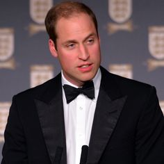 Prince William Says Prince George Will Be a Football Fan