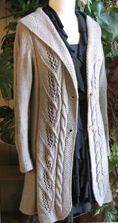 Milkweed long coat
