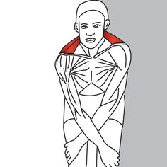Stretching for Pain Relief - Shoulder & Neck Pain – Niel Asher Education Neck And Shoulder Stretches, Shoulder Pain Exercises, Neck Exercises, Neck And Shoulder Pain, Shoulder Workout, Neck Pain, Sore Neck, Stretching Exercises, Shoulder Exercises Physical Therapy