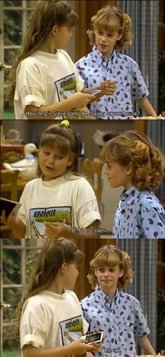 (Cousin Steve)   Fun Fact; Dj's (Candace Cameron)Cousin In This Episode is Also her Brother in Real Life, - Kirk Cameron. He Also Was in the show; Growing Pains :)