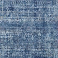 Color Reform Silk Overdyed Rug - 7'8x8'11
