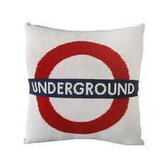 Almofada Underground - RIA007