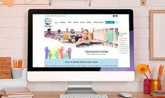 User friendly website uses OpenDyslexic font and accessibility tools We create custom non-profit websites Email info@magin.co.uk to request for a free quote Free Quotes, Non Profit, Birmingham, Custom Design, Web Design, Parenting, Tools, Website, Create