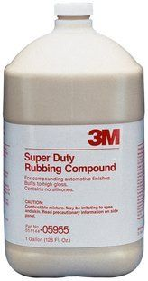 3M 05955 Super Duty Rubbing Compound  1 Gallon *** Check out this great product.