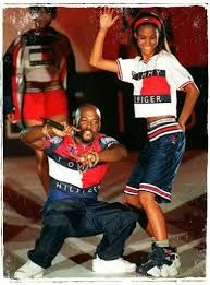 Image result for tommy hilfiger 90s ad campaigns