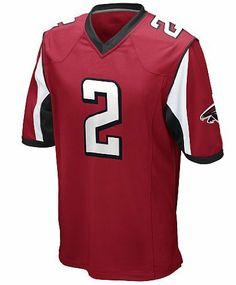 NFL Jersey's Youth Atlanta Falcons Mohamed Sanu Pro Line Red Player Jersey