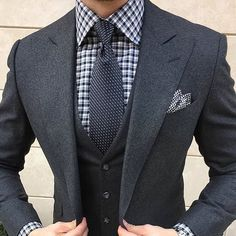 By @gentsplaybook | Visit ✔@MensFashions for more fashion