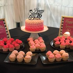 16th Birthday Wishes, 21st Birthday Cakes, Sweet 16 Birthday, 80th Birthday, Birthday Parties, Birthday Ideas, Birthday Dinner Menu, Birthday Dinners, Kate Spade Party