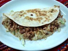 Receita de Tacos mexicanos. Saiba os ingredientes e o passo a passo para fazer Tacos mexicanos