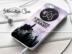 5SOS Purple Hands Up  iPhone 4/4s/5/5s/5c Case  by InteractiveCase, $15.50