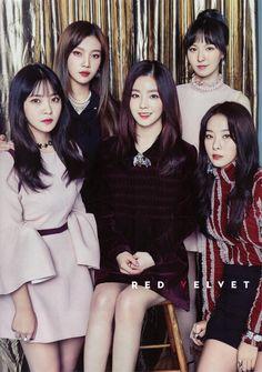 Red Velvet [HQ Repost]