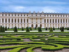 The Gardens of Versailles occupy part of what was once the Domaine royal de Versailles, the royal demesne of the château of Versailles. Located west of the palace, the gardens cover some 800 hectares of land, much of which is landscaped in the classic French Garden style. In addition to the meticulous manicured lawns & parterres of flowers are the fountains, which are located throughout the garden. From the time of Louis XIV, the fountains contributed to making the gardens of Versailles…