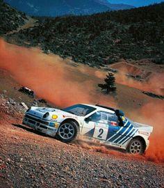 Greece 1985 Stig Blomqvist