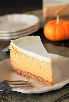 Creamy Pumpkin Chees