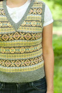 1000+ images about Knit Fair Isle Sweaters on Pinterest Fair isles, Pattern...