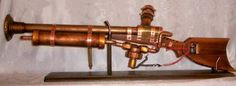 Steampunk long distance sound cancelling device