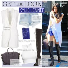 Get The Look-Kylie Jenner by kusja on Polyvore featuring Zara, Tom Ford, Givenchy, GetTheLook, celebstyle and KylieJenner
