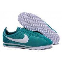 quality design ced33 a85ed Nike Classic Cortez Nylon Homme Herbe Vert Blanc Indispensable-20 Nike Air  Max Ltd,