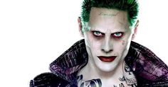 """Suicide Squad director David Ayer appears to be absolutely thrilled with Jared Leto's interpretation of the Joker. In a recent interview with Total Film, Ayer praises Leto's """"absolutely incre… Photos Joker, Joker Images, Joker Pictures, Joaquin Phoenix, David Bowie, Fotos Do Joker, The Joker, Joker Batman, Joker Wallpapers"""