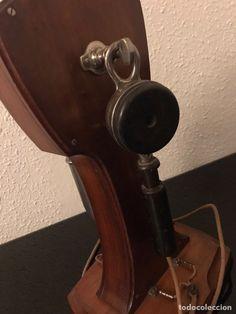 teléfono violín violon francés - Comprar Teléfonos Antiguos en todocoleccion - 197785295 Vintage Phones, French Tips