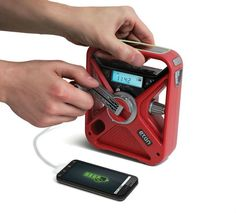 Top Recommendations for the Best Emergency Radio - American Red Cross FRX3 Weather Alert Radio