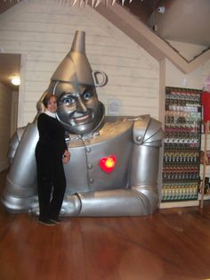 Wizard of Oz Museum..............I will go here one day.............yes, I will go!!!
