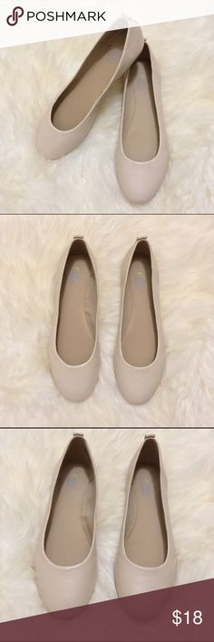 E360 by Easy Spirit Nude Get City Ballet Flats E360 by Easy Spirit Nude Get City Ballet Flats SIZE 7 BRAND NEW NEVER WORN Easy Spirit Shoes Flats & Loafers