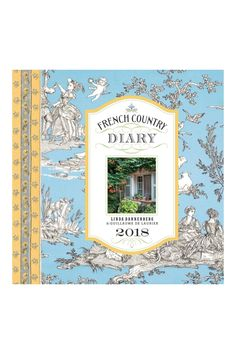 2018 French Country Diary  - GoodHousekeeping.com